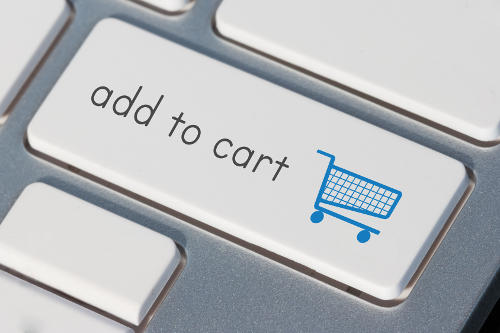E-Commerce add to cart