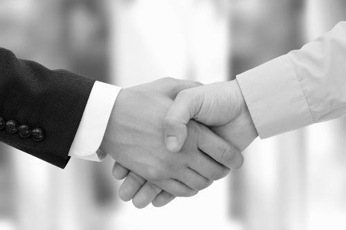 Firmengründungen und -übergaben